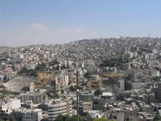 section of Amman