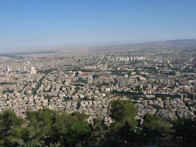 view from Jebel Qassioun 3